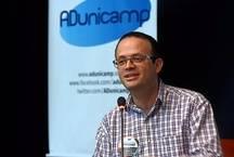Le politologue Wagner Romão, de l'université d'État de Campinas, près de São Paulo au Brésil.