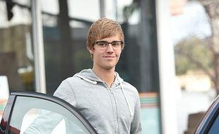 Justin Bieber à Los Angeles
