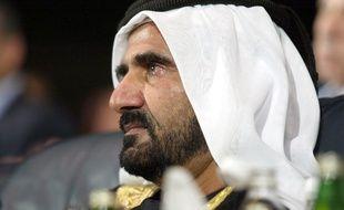 Mohammed bin Rashed al-Maktum en 2002 à Dubaï.