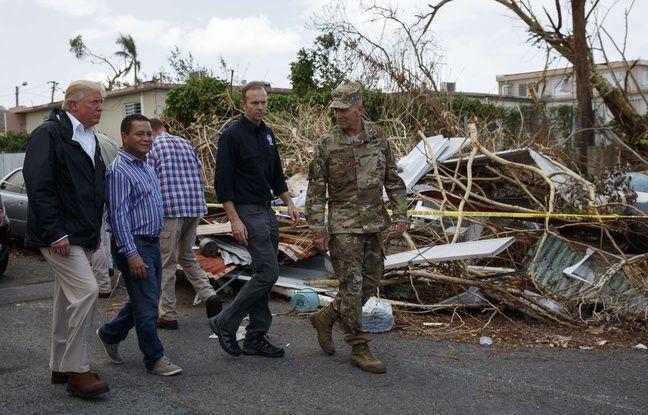 Porto Rico: 18 morts ou 3.000? Trump conteste le bilan officiel de l'ouragan Maria