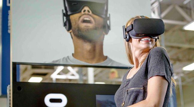 Oculus rift le casque de r alit virtuelle bas sur un for Bureau youtubeur