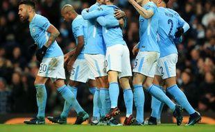 Manchester City est champion d'Angleterre