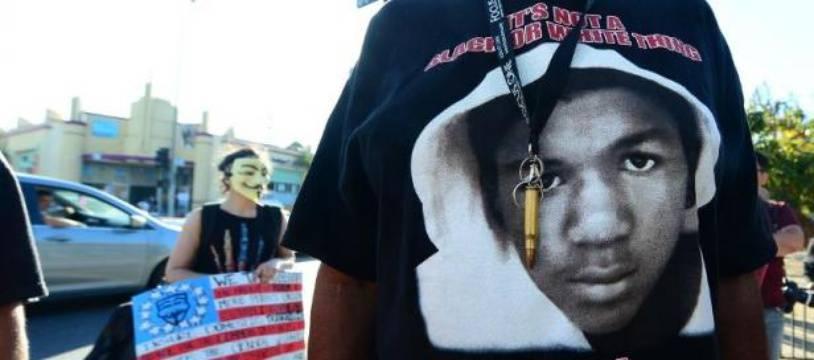 """Samedi sera une """"Journée Trayvon Martin"""", du nom du jeune Américain noir dont le meurtrier vient d'être acquitté, pour faire campagne contre les lois sur la légitime défense et en faveur des droits civiques, ont annoncé mardi des dirigeants religieux"""