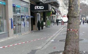 La Discothèque du Plaza, place de la Madeleine à Paris, le 8 février 2010.