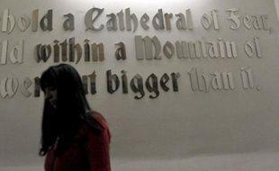 Vétuste et sans vie il y a encore quelques années, un abri antinucléaire de Tito, bâti à l'époque de la guerre froide dans les entrailles d'une montagne de Bosnie, a été investi par des artistes internationaux qui l'ont transformé en un musée d'art contemporain.
