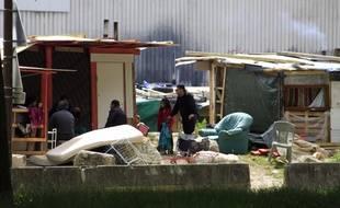 Eric Piolle, maire EELV de Grenoble, a décidé le démantèlement du plus grand bidonville de l'agglomération le 18 mai dernier. XAVIER VILA