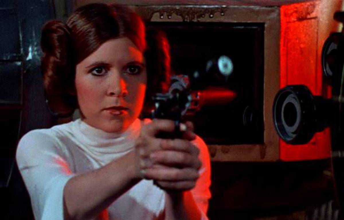Mort de Carrie Fisher: Leia, la princesse badass – 20 minutes - Slideshow