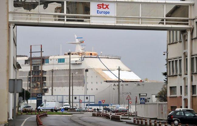 Vente de STX: Paris pourrait finalement accepter de donner le contrôle à Fincantieri