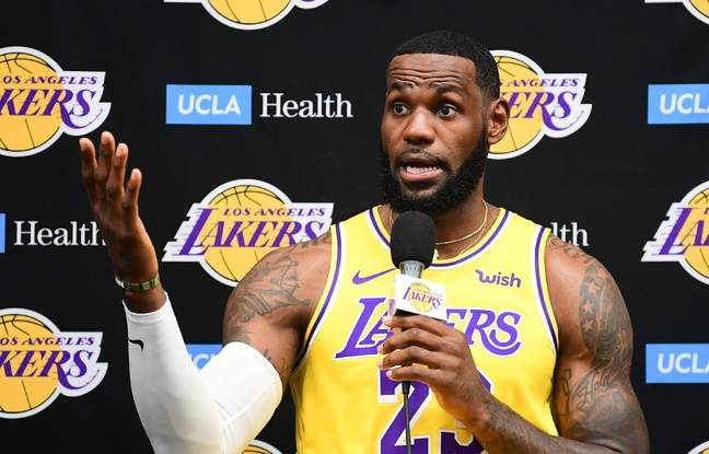 Hong Kong: La star des Lakers LeBron James critique le tweet polémique du dirigeant des Rockets contre la Chine