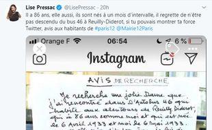 La lettre de Jean-Pierre a suscité de nombreux partages sur les réseaux sociaux.