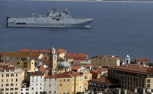 Le Tonnerre devrait rejoindre Marseille tôt lundi matin, à l'issue d'une quinzaine d'heures de traversée