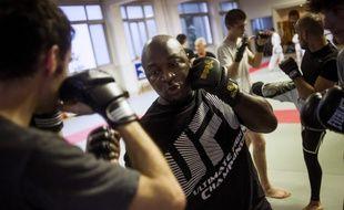 Bertrand Amoussou se félicite des avancées concernant le MMA en France.