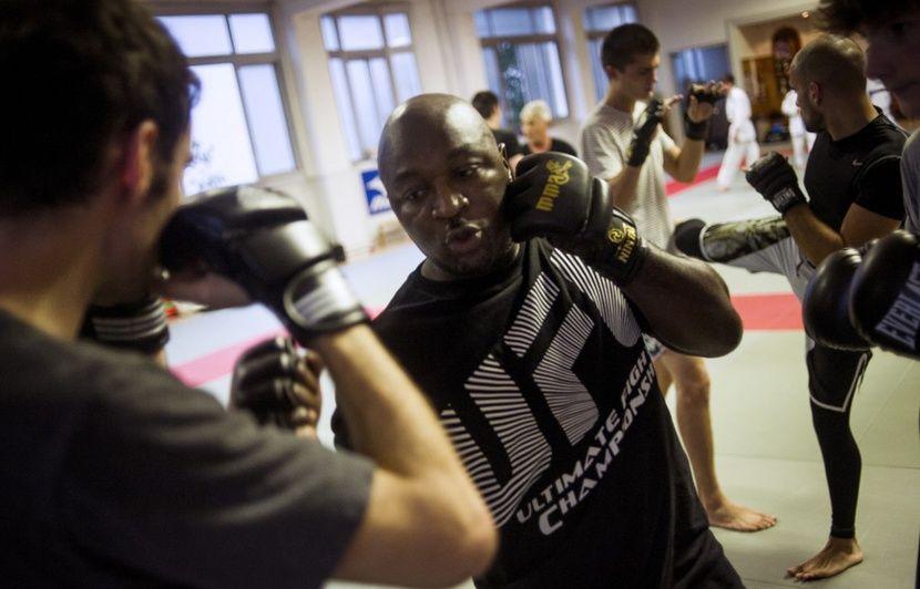 Le MMA « peut devenir le premier sport de combat devant le judo d'ici cinq à dix ans », pour Bernard Amoussou