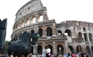 Rome: illustration