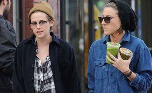 Repérés - Kristen Stewart et Alicia Cargile