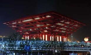 Le pavillon chinois lors de la dernière exposition universelle, en 2010 à Shanghai.
