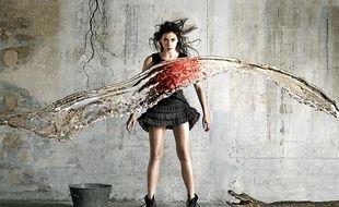 Olivia Ruiz se produit jeudi, à Schilick, à l'occasion des Artefacts.