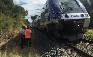 L'accident a fait 9 blessés légers