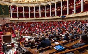 L'Assemblée nationale, le 24 novembre 2020.
