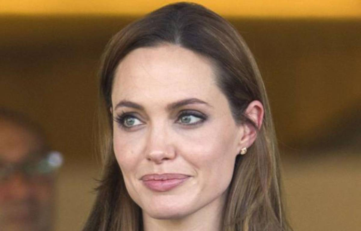 Angelina Jolie, en octobre 2011 à Genève en Suisse. – Salvatore Di Nolfi/AP/SIPA