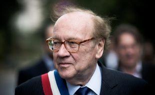 Jean-Pierre Bechter, le maire de Corbeil-Essonnes, le 18 septembre 2018.