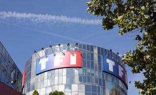 Le siège du groupe TF1 à Boulogne-Billancourt.
