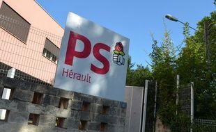 Les locaux du PS, à Montpellier.