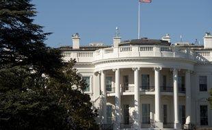 La Maison-Blanche.