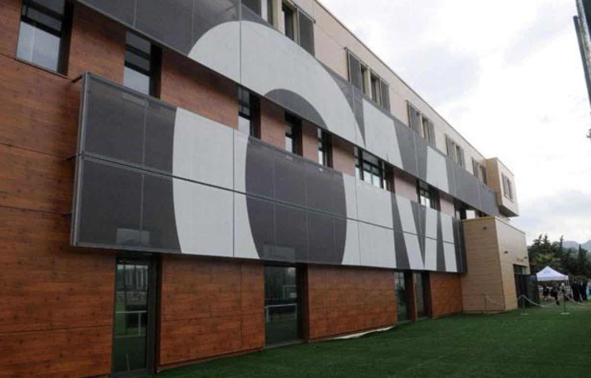 Le centre d'entraînement Robert Louis Dreyfus, à Marseille le 8 octobre 2009.  – Sipa