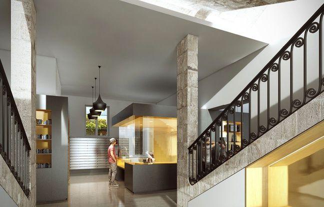 La Sacvl va réhabiliter une partie de l'ancienne caserne Blandan à Lyon en résidence étudiante.