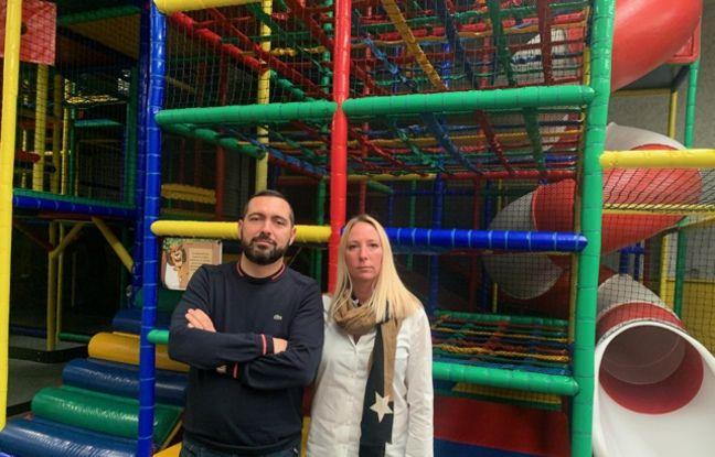 Cédric Bousquet, gérant de King Aventure et représentant de Space, association des parcs de loisirs indoor.