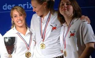 Be the Best, équipe féminine, a renouvelé son exploit de 2006.