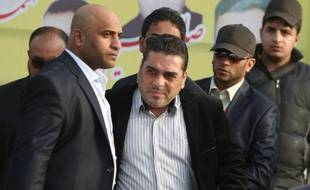 Samir Kantar le 9 février 2013 à Bagdad