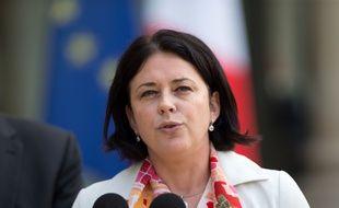 Sylvia Pinel, présidente du Parti radical de gauche, le 25 juin 2016 à l'Elysée