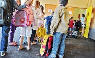 Aux Batignolles, une classe pour apprendre le breton dès l'âge de 3 ans a ouverte hier.