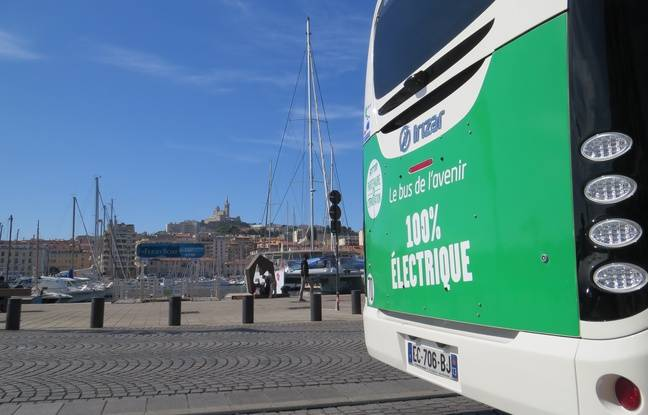 La RTM a acheté 6 bus électrique