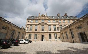 Le musée Picasso, à Paris, le 6 mai 2014.