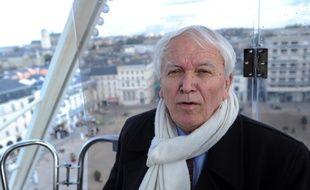 Jean-Claude Boulard, maire du Mans.