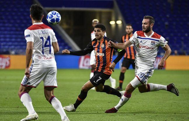Ligue des champions: Lyon jouera «probablement» à Kiev son match décisif face au Shakhtar