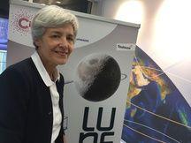 Claudie Haigneré, à la Cité de l'espace, dont elle est la marraine, est conseillère du directeur général de l'Agence spatiale européenne.