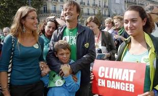 Nicolas Hulot, à Paris, le 21 septembre 2014.