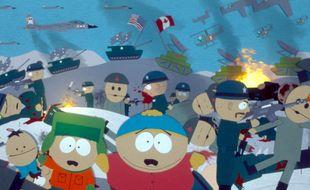Image extraite de «South Park, le film».