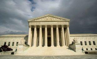 La Cour suprême des Etats-Unis. (Illustration)