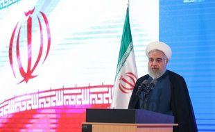 Hassan Rohani, le 27 août 2019 à Téhéran.