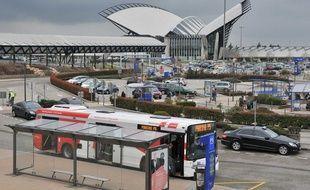L'aéroport de Saint-Exupéry de Lyon est la 4e aéroport de France.