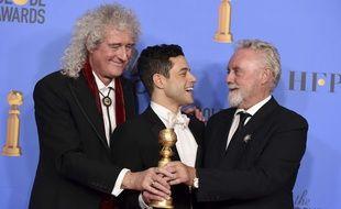 Bohemian Rhapsody a créé la surprise aux Golden Globes en remportant le prix du meilleur film dramatique, avec Rami Malek couronné chez les acteurs.