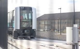 La ligne B du métro de Rennes doit être livrée en décembre 2020.