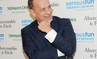 Tom Hanks, enmars 2015