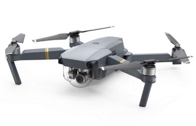 Le Mavic Pro de DJI est sans doute l'un des drones du moment qui fasse le plus envie.