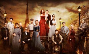 Visuel promo de la série «Le Bazar de la Charité».